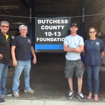 Del Hatt Annual Car Show Donated over $1,600 for the DC 1013 Foundation